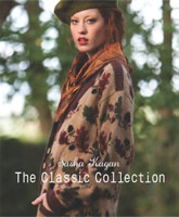 The Classic Collection by Sasha Kagan book cover