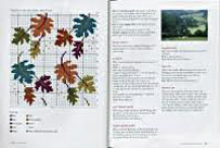 sample pages from Sasha Kagan's Country Inspiration book